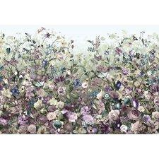 Botanica 2.5m L x 368cm W Floral and Botanical Tile/Panel Wallpaper