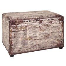 Foldable Upholstered Seat Box