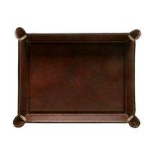 Italico Ultimo Grande Leather Accessory Tray
