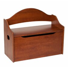 Toy Box with Arched Back by Gift Mark