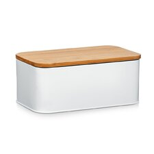 Bamboo Bread Box with Lid