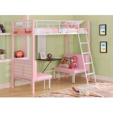 Harriette High Sleeper Bed