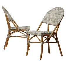 Lakeshore Stacking Side Chair (Set of 2)