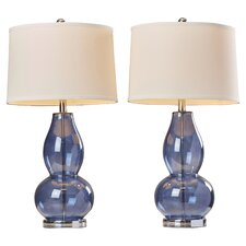 """Fitzwilliam 28.5"""" Table Lamps (Set of 2)"""