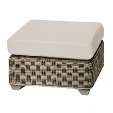 Cape Cod Ottoman with Cushion