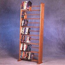 700 Series 280 DVD Dowel Multimedia Storage Rack