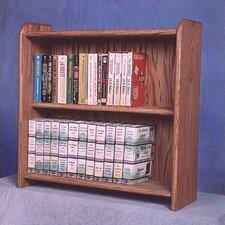 200 Series 80 DVD Multimedia Tabletop Storage Rack
