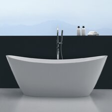 Bella 67 x 32 Bathtub by Eviva