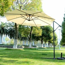 Outsunny 3m Cantilever Umbrella
