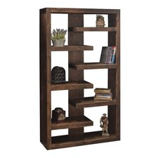 Grandfield 72 Accent Shelves Bookcase by Loon Peak