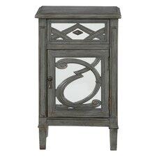 Herione 1 Door Accent Cabinet by Mercer41™