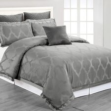 Matson Comforter Set in Grey