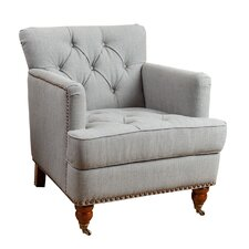 Newland Upholstered Arm Chair by Darby Home Co®