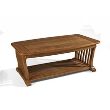 Craftsman Coffee Table by Somerton Dwelling