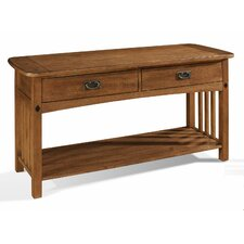 Craftsman Console Table