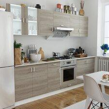 8-tlg. Küchenschränke-Set