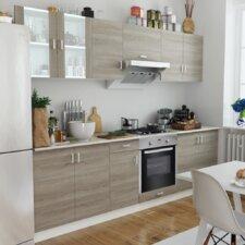 8-Piece Kitchen Cabinet Set