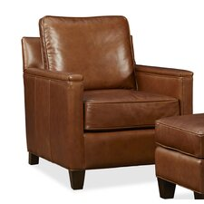 Alexander Armchair and Ottoman by Palatial Furniture