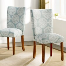 Waverly Parsons Chair (Set of 2)