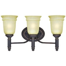 Montrose 3-Light Wall Fixture