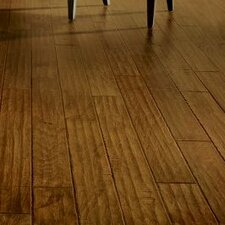 "5"" Engineered Hickory Hardwood Flooring in Fall Canyon"