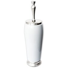 Olympus Free Standing Toilet Brush and Holder