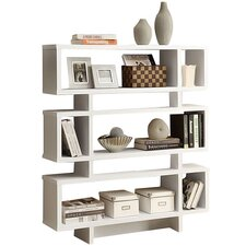 "55"" Accent Shelves Bookcase"