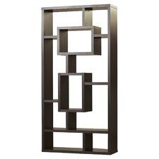 """Vaccaro 71"""" Cube Unit Bookcase"""