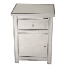 1 Drawer 1 Door Accent Cabinet by Heather Ann Creations