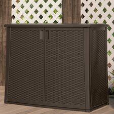 97 Gallon Plastic Deck Box
