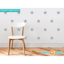 Stars Wall Decal (Set of 30)
