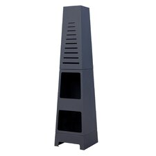 Skyline Steel Chimenea