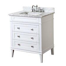 """Eleanor 30"""" Single Bathroom Vanity Set"""