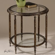 Leilani End Table by Uttermost