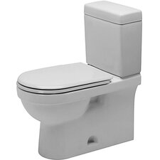 Happy D. 1.28 GPF Elongated Toilet Bowl