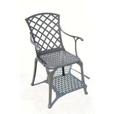 Memphis Arm Chair (Set of 2) (Set of 2) by DHC Furniture