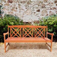 Avoca Wood Garden Bench