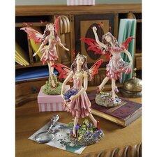 Victorian Fairy Crosstweed Meadow Figurine