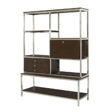 Xpress 73 Etagere Bookcase by Hammary