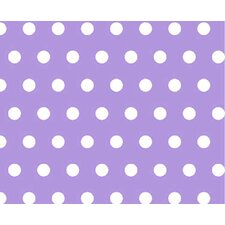 Polka Dots Fitted Cradle Sheet