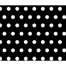 Polka Dots Fitted Bassinet Sheet