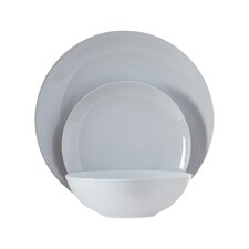 Wayfair Basics 12 Piece Porcelain Dinnerware Set, Service for 4