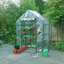 Walk 1.5m W x 0.7m D Greenhouse