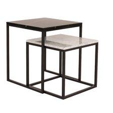 Prairie 2 Piece Nesting Tables by Tema