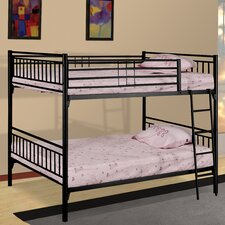 Twin Over Twin Bunk Bed by Wildon Home
