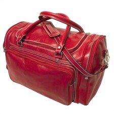 "Torino 20"" Leather Travel Duffel"