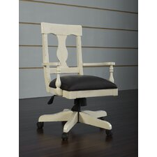 Barton Park Mid-Back Executive Office Chair by Fairfax Home Collections