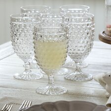 O'Keefe Water Goblets (Set of 6)