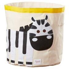Zebra Storage Bin