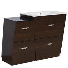 47.5 Single Modern Bathroom Vanity Set by American Imaginations
